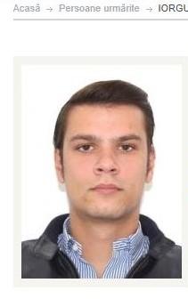 Unde este citat Mario Iorgulescu, căutat în continuare de autoritățile române pentru comiterea infracțiunii de omor