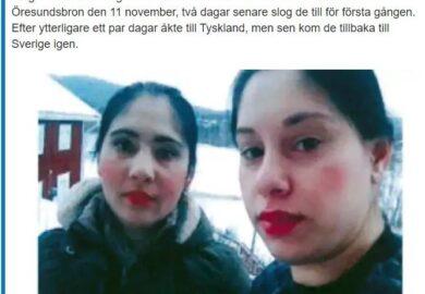 Furau de la vârstnici în Suedia