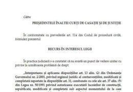 ICCJ:  termenul de prescripţie a răspunderii contravenţionale pentru executarea, fără autorizaţie de construire, a unei construcţii, curge de la data terminării în fapt a acesteia