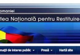 ANRP vrea să obțină aproape 80 milioane de euro de la samsarii de drepturi litigioase