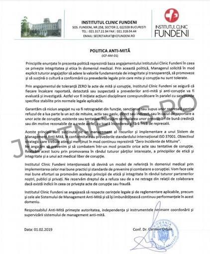 """Exclusiv DNA / Mega-dosar de corupție la Fundeni (2): Dorin Cocoș, """"păpușarul"""" din spatele firmelor cu profituri de milioane de euro din afaceri cu spitalele bucureștene"""