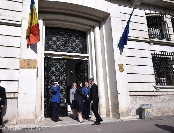 Conducerile ICCJ și Baroului București convin asupra îmbunătățirii condițiilor de acces în sediul instanței supreme