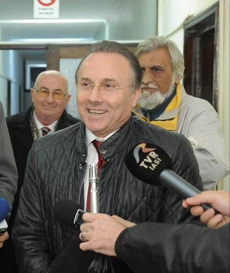 """Judecătorii au respins o contestație în anulare formulată de fostul primar al Iașiului, Gheorghe Nichita, în """"dosarul UTI"""", în care a încasat 5 ani cu executare"""