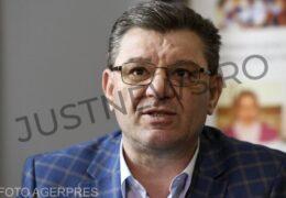 Sindicalistul polițist Dumitru Coarnă, obligat de judecători să-și țină gura