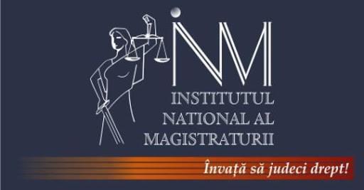 Institutul Național al Magistraturii a decis cine își păstrează calitatea de formator INM pentru acest an