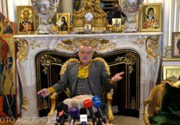 Judecătorii au refuzat să impună ANAF-ului să-i restituie lui Gigi Becali 2,7 milioane lei