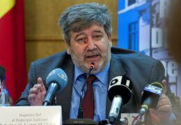 Un nou eșec al Inspecției Judiciare, conduse de fostul mason și plagiator Lucian Netejoru