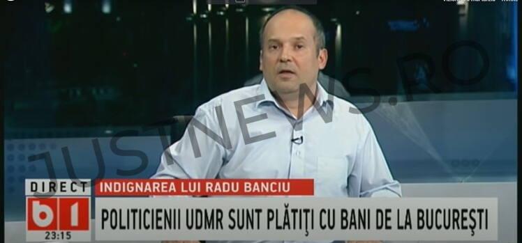 Radu Banciu a pierdut, în primă instanță, procesul pentru anularea sancțiunii primite din partea Consiliului anti-discriminare