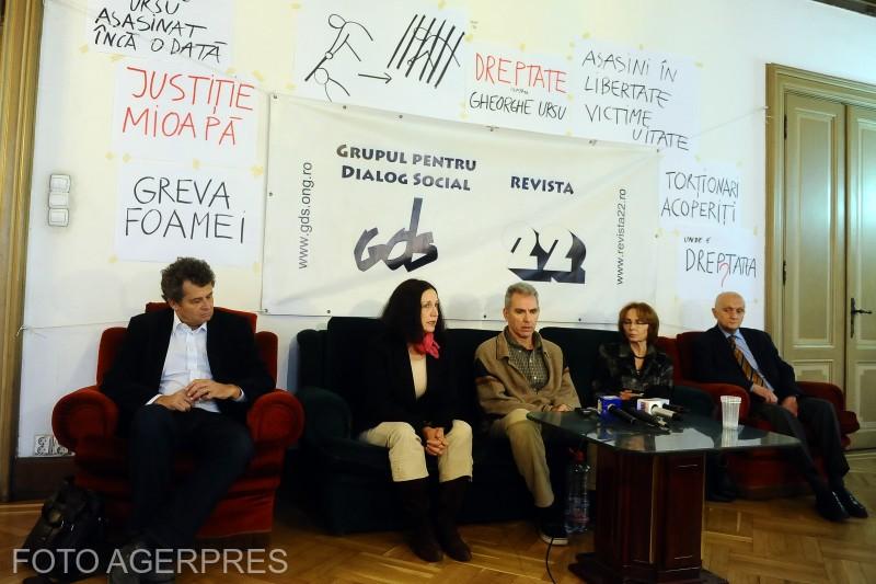 La CAB, o nouă cerere de întrerupere a pedepsei depusă pe numele torționarului Tudor Stănică, cel care a ordonat asasinarea disidentului Gheorghe Ursu