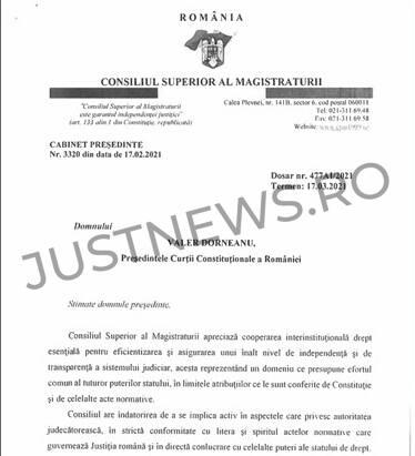 CSM cere Curții Constituționale să respingă obiecția de neconstituționalitate formulată de parlamentarii PSD, care blochează concursurile de admitere la INM