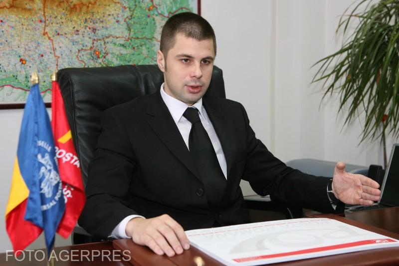 """Aproape 2,5 milioane de euro confiscați de judecători într-un dosar de corupție legat de achizițiile derulate de fostul director al """"Poştei Române"""", Dan-Mihai Toader"""