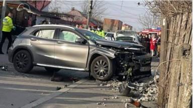 Femeia care a accidentat mortal cele două fete în București ar fi avut, la momentul tragediei,  o îmbibație alcoolică peste pragul de la care fapta devine infracțiune