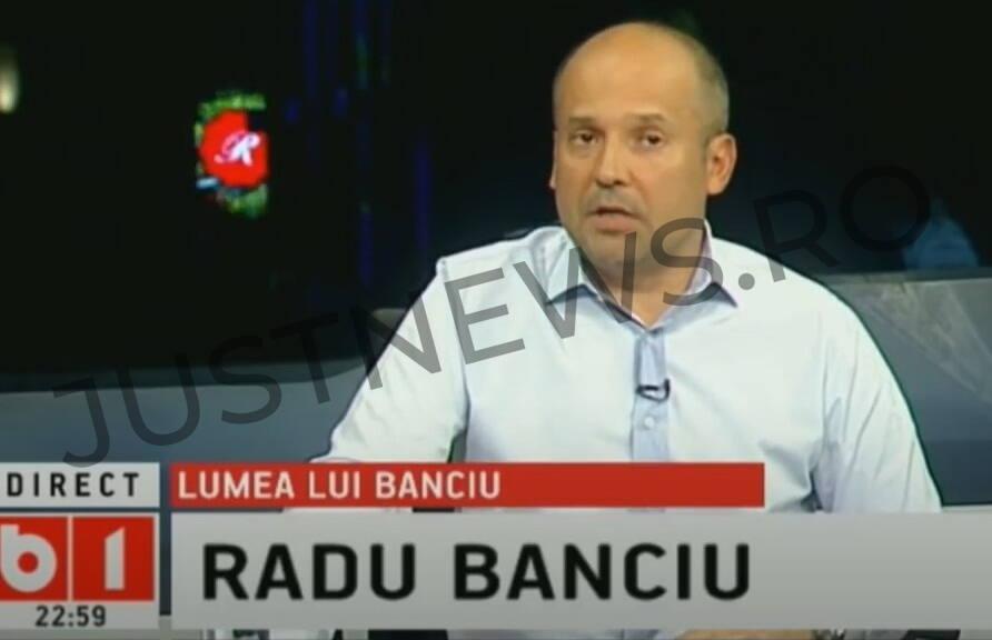 Radu Banciu pierde definitiv procesul în care a contestat amenda primită pentru jignirile aduse comunității aromâne