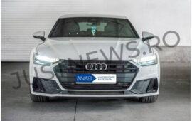 ANABI scoate pentru a 2-a oară la licitație un autoturism de lux Audi A7 / Prețul de pornire este diminuat cu 25 la sută
